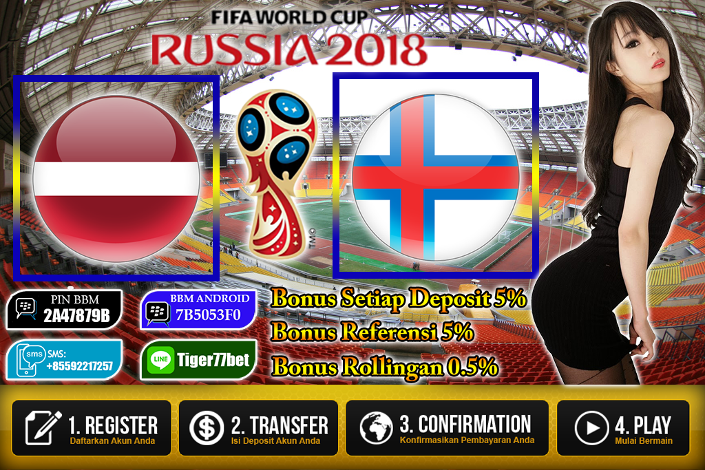 Prediksi Latvia vs Faroe Islands 8 Oktober 2016