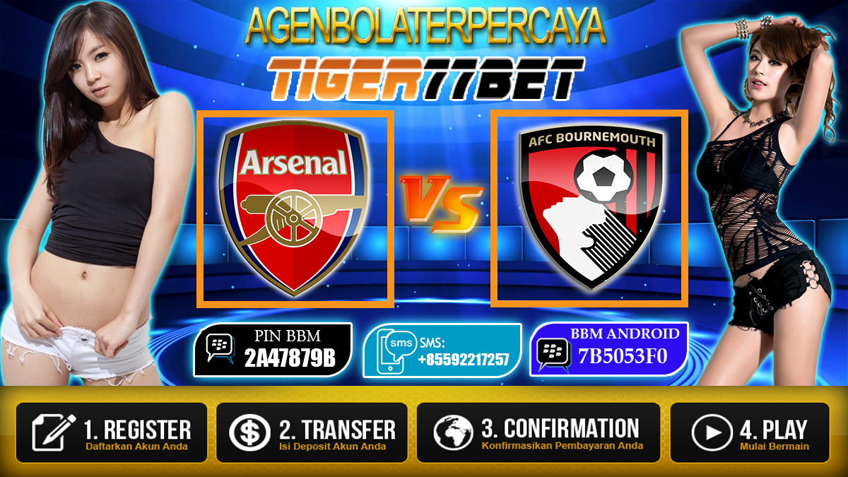 Prediksi Arsenal vs AFC Bournemouth 27 November 2016