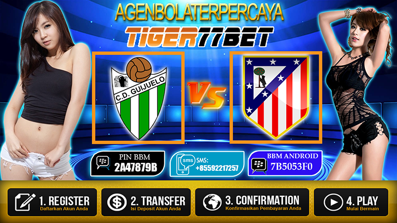Prediksi CD Guijuelo vs Atletico Madrid 01 Desember 2016