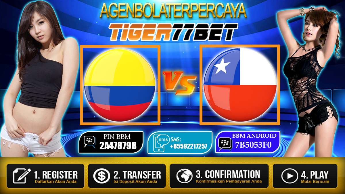Prediksi Colombia vs Chile 11 November 2016