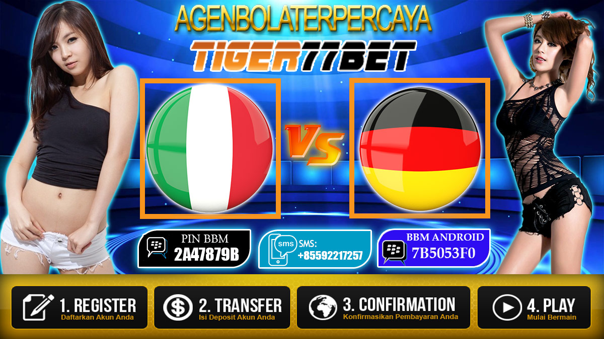 Prediksi Italy vs Germany 16 November 2016