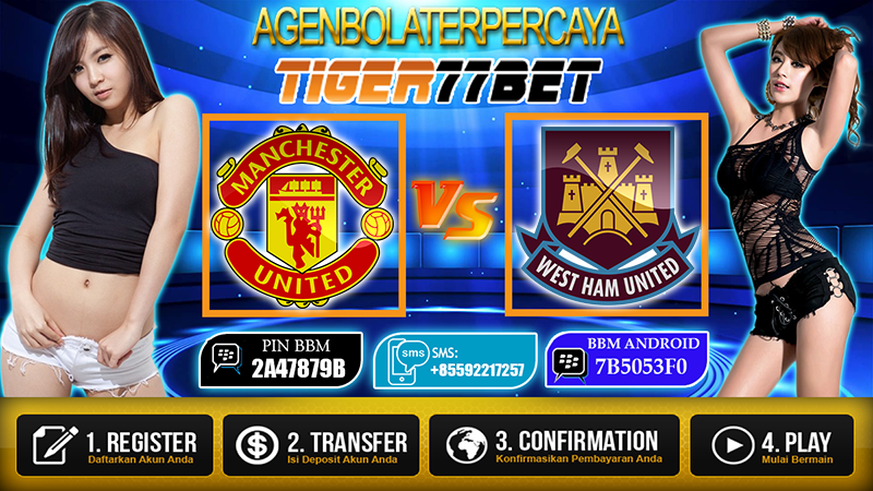 Prediksi Manchester United Vs West Ham United 01 Desember 2016