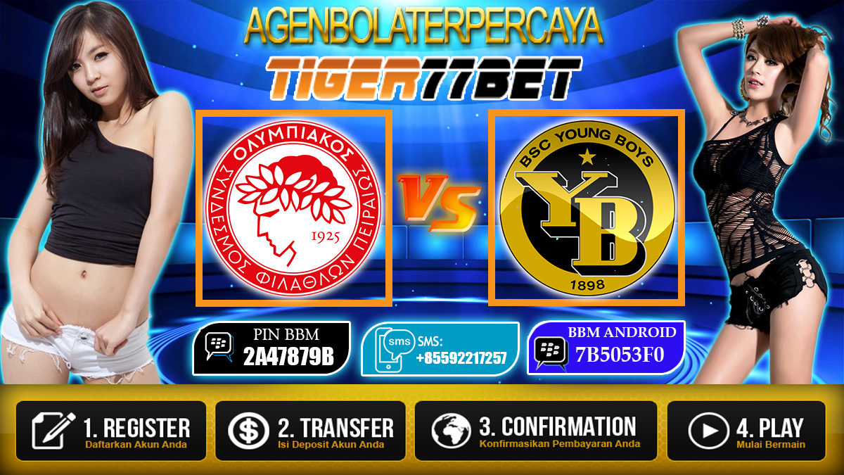 Prediksi Olympiacos vs Young Boys 25 November 2016
