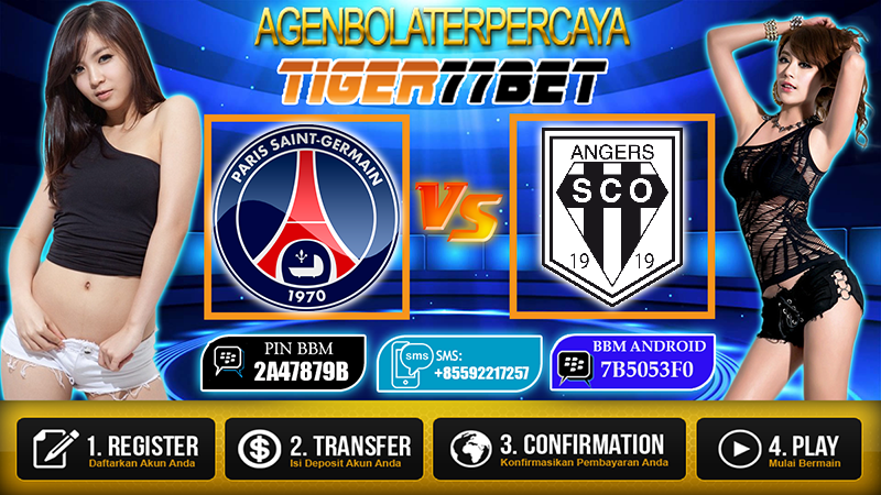 Prediksi Paris Saint Germain vs Angers 01 Desember 2016