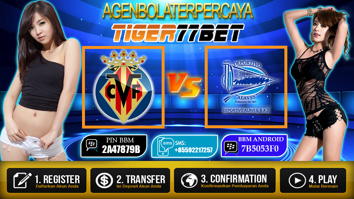Prediksi Villarreal VS Deportivo Alaves 27 November 2016