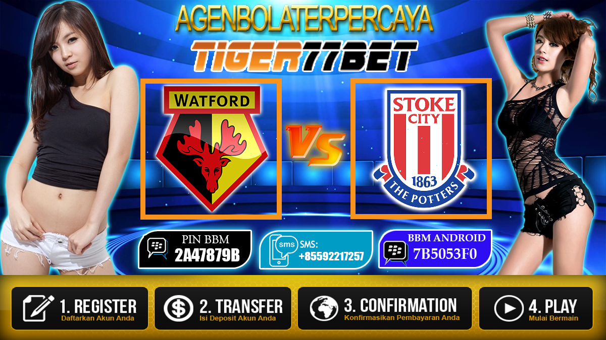 Prediksi Watford vs Stoke City 27 November 2016