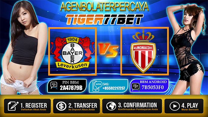 Prediksi Bayer Leverkusen vs AS Monaco 08 Desember 2016