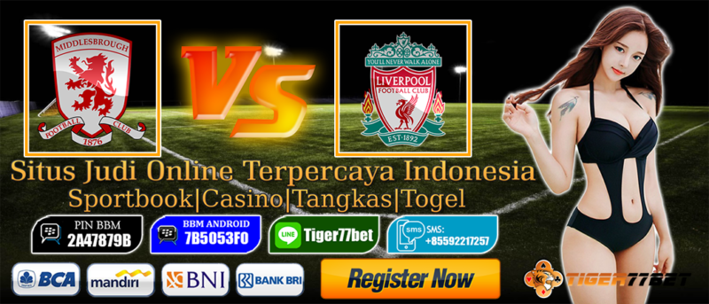 Prediksi Middlesbrough vs Liverpool 15 Desember 2016